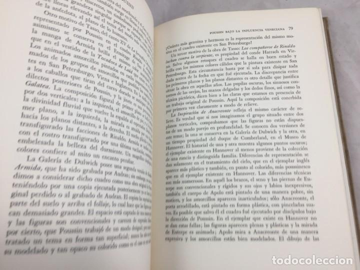 Libros de segunda mano: OTTO GRAUTOFF NICOLAS POUSSIN SU VIDA Y SU OBRA EDITORIAL POSEIDON BUENOS AIRES 1945 - Foto 4 - 139022886