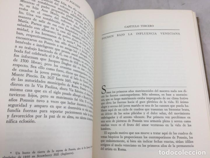 Libros de segunda mano: OTTO GRAUTOFF NICOLAS POUSSIN SU VIDA Y SU OBRA EDITORIAL POSEIDON BUENOS AIRES 1945 - Foto 5 - 139022886