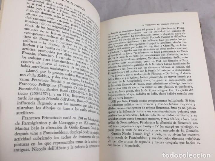 Libros de segunda mano: OTTO GRAUTOFF NICOLAS POUSSIN SU VIDA Y SU OBRA EDITORIAL POSEIDON BUENOS AIRES 1945 - Foto 7 - 139022886