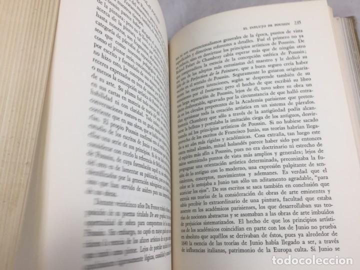 Libros de segunda mano: OTTO GRAUTOFF NICOLAS POUSSIN SU VIDA Y SU OBRA EDITORIAL POSEIDON BUENOS AIRES 1945 - Foto 12 - 139022886
