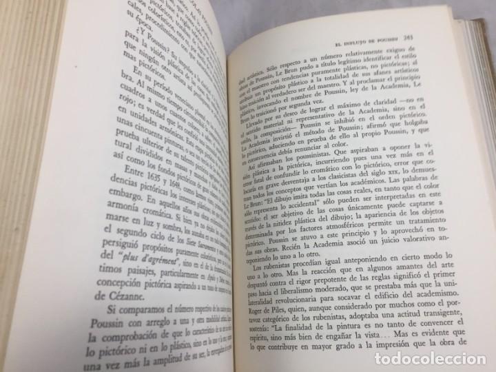 Libros de segunda mano: OTTO GRAUTOFF NICOLAS POUSSIN SU VIDA Y SU OBRA EDITORIAL POSEIDON BUENOS AIRES 1945 - Foto 13 - 139022886