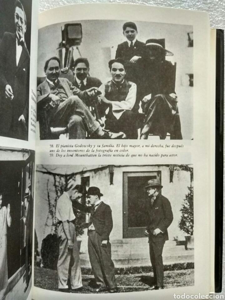 Libros de segunda mano: Charles Chaplin, mi autobiografía. Ultimos Clásicos - Foto 5 - 139171098