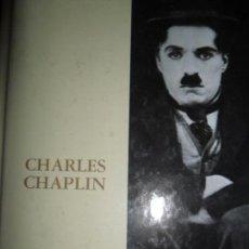 Libros de segunda mano: CHARLES CHAPLIN, EL GENIO DEL CINE, MANUEL VILLEGAS. Lote 139263126