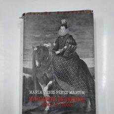 Libros de segunda mano: MARGARITA DE AUSTRIA, REINA DE ESPAÑA.- MARIA JESUS PEREZ MARTIN. GRANDES BIOGRAFIAS ESPASA TDK167. Lote 139525966