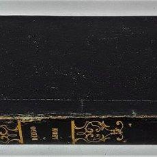 Libros de segunda mano: VIDA MILITAR Y POLÍTICA DE DIEGO LEON. C. MASSA. EST. JUAN MANINI. MADRID. 1843.. Lote 139548642