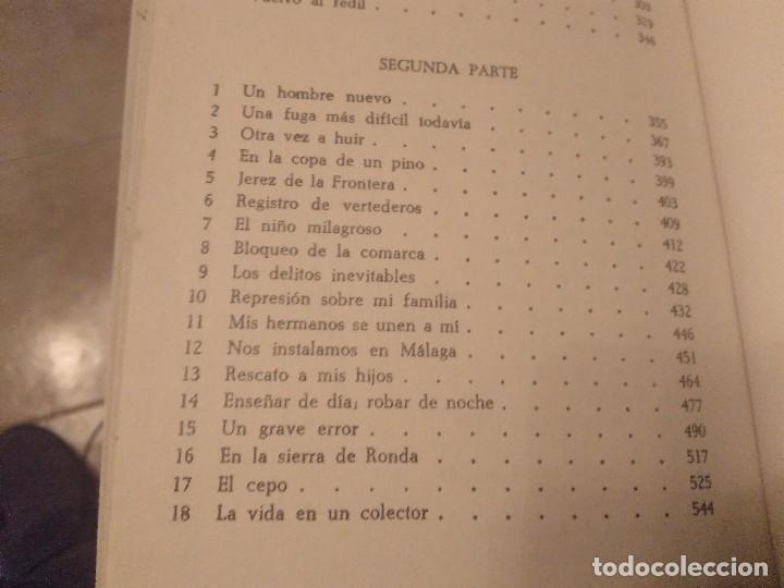 Libros de segunda mano: TOMO 1ª EDICION 1987 EDICIONES BRUGUERA CAMINA O REVIENTA EULETERIO SANCHEZ - Foto 7 - 139889922