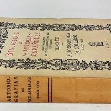 Libros de segunda mano: BIBLIOTECA DE AUTORES ESPAÑOLES. TOMO XC. J. DE COSSIO. MADRID. 1956.. Lote 139939690
