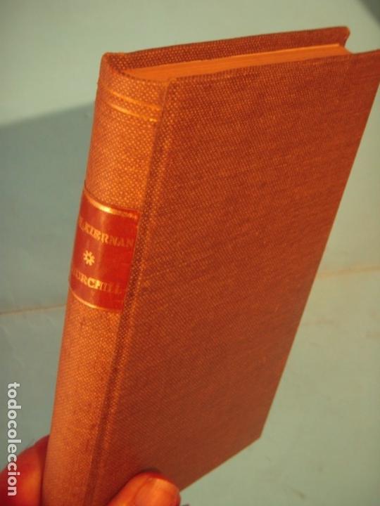 Libros de segunda mano: CHURCHILL, BIOGRAFIA - R.H. KIERNAN - EDICIONES AYMA, 1944, 1ª EDICION (TAPA DURA, BUEN ESTADO) - Foto 2 - 140140886