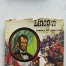 Libros de segunda mano: LINCOLN ENRIQUE DE OBREGÓN AURIGA. Lote 140184848