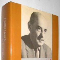Libros de segunda mano: VIURE I VEURE 3 - AVEL.LI ARTIS-GENER, TISNER - EN CATALAN - ILUSTRADO *. Lote 140416270