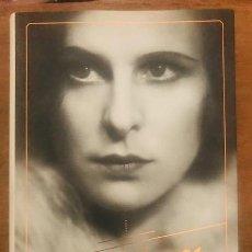 Libros de segunda mano: LENI RIEFENSTAHL. MEMORIAS. EDITORIAL LUMEN, 2013. BIOGRAFÍA. DIRECTORA CINE. HITLER. NAZISMO.. Lote 140495830