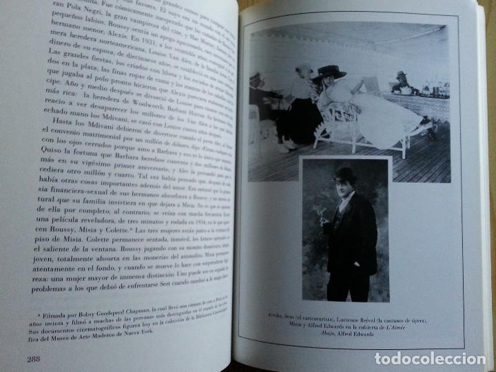 Libros de segunda mano: MISIA. LA VIDA DE MISIA SERT - ARTHUR GOLD / ROBERT FIZDALE - 1ª EDICIÓN, DESTINO, 1985 - Foto 9 - 140801726