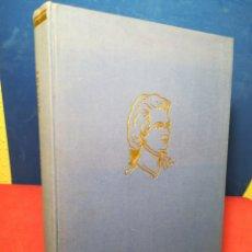 Libros de segunda mano: MOZART - B. PAUMGARTNER - VERGARA, 1957. Lote 140944298