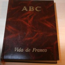 Libros de segunda mano: ENORME LIBRO : VIDA DE FRANCO . DE ABC. Lote 268831729