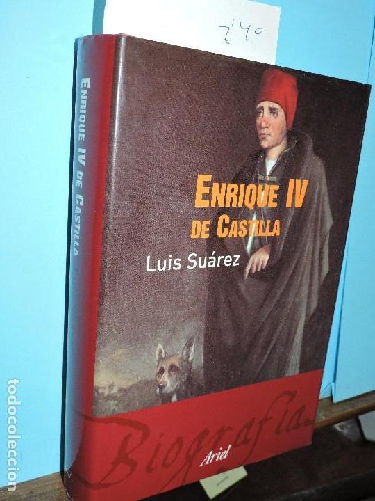 Enrique iv de castilla. suárez, luis. col. biog - Verkauft durch ...