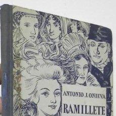 Libros de segunda mano: RAMILLETE DE MUJERES UNIVERSALES - ANTONIO J. ONIEVA. Lote 142066942