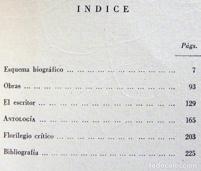 Libros de segunda mano: JUAN VALERA - LIBRO BERNARDINO CIA. BIBLIOGRÁFICA ESPAÑOLA - ESCRITOR ANTOLOGÍA BIOGRAFÍA LITERATURA - Foto 2 - 142225406