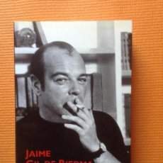 Livros em segunda mão: JAIME GIL DE BIEDMA RETRATO DE UN POETA MIGUEL DALMAU. Lote 142309106
