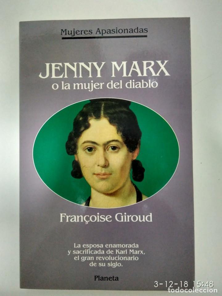 JENNY MARX.-FRANCOISE GIROUD.- ED. PLANETA. (Libros de Segunda Mano - Biografías)