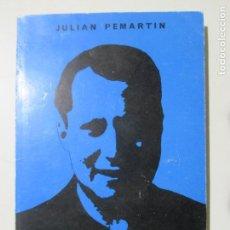 Libros de segunda mano: JULIAN PEMARTIN. JOSE ANTONIO. TERCERA EDICIÓN. PUBLICACIONES ESPAÑOLAS. MADRID 1974. . Lote 142447766