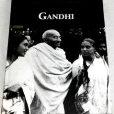 Libros de segunda mano: GANDHI REVELÓ AL MUNDO EL PODER REVOLUCIONARIO DE LA NO VIOLENCIA;MARÍA STELLA ROGNONI - GLOBUS 2007. Lote 143153370