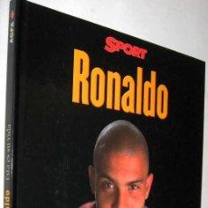 Libros de segunda mano: RONALDO - ESTA ES SU VIDA - TONI FRIEROS - ILUSTRADO *. Lote 144141458