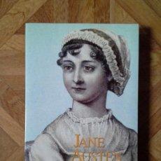 Libros de segunda mano: CLAIRE TOMALIN - JANE AUSTEN. Lote 144313230