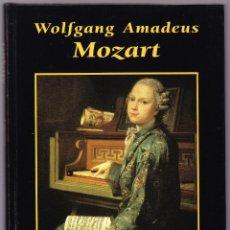 Libros de segunda mano: WOLFGANG AMADEUS MOZART - GRANDES BIOGRAFIAS - 1995. Lote 144650690
