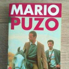 Libros de segunda mano: EL SICILIANO ** MARIO PUZO. Lote 144728262