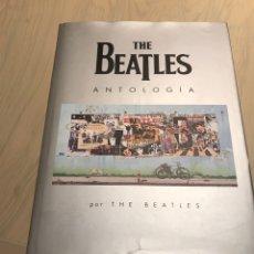 Livres d'occasion: ANTOLOGÍA THE BEATLES POR THE BEATLES. Lote 144781425