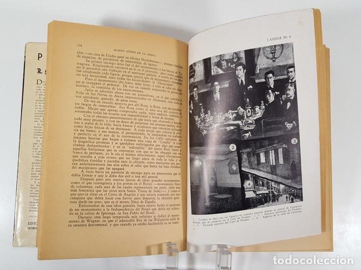 Libros de segunda mano: POMBO. BIOGRAFÍA DEL CELEBRE CAFÉ Y DE OTROS CAFÉS FAMOSOS. R.G. EDIT JUVENTUD ARGENTINA. 1941. - Foto 5 - 145054730