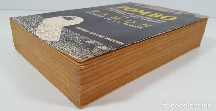 Libros de segunda mano: POMBO. BIOGRAFÍA DEL CELEBRE CAFÉ Y DE OTROS CAFÉS FAMOSOS. R.G. EDIT JUVENTUD ARGENTINA. 1941. - Foto 10 - 145054730