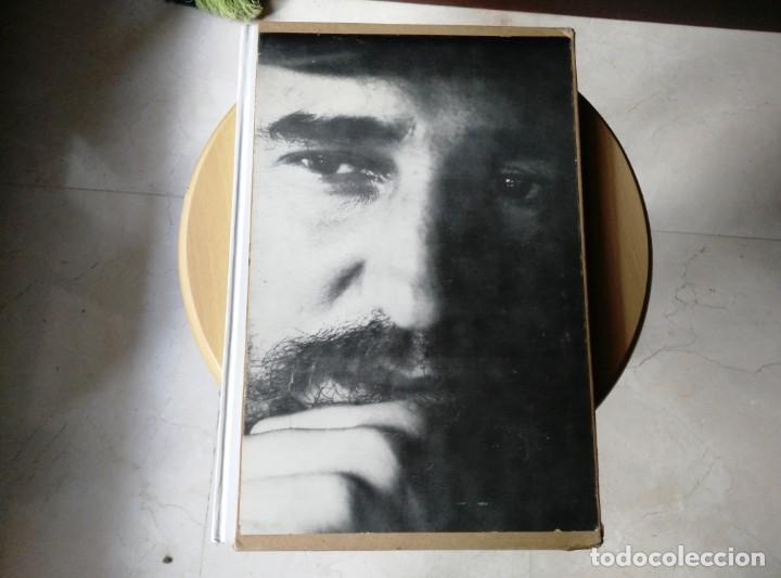 LA HISTORIA ME ABSOLVERÁ FIDEL CASTRO COMPLETO CON CAJA 1975. (Libros de Segunda Mano - Biografías)