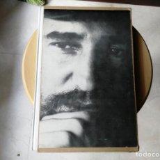 Libros de segunda mano: LA HISTORIA ME ABSOLVERÁ FIDEL CASTRO COMPLETO CON CAJA 1975.. Lote 145105650