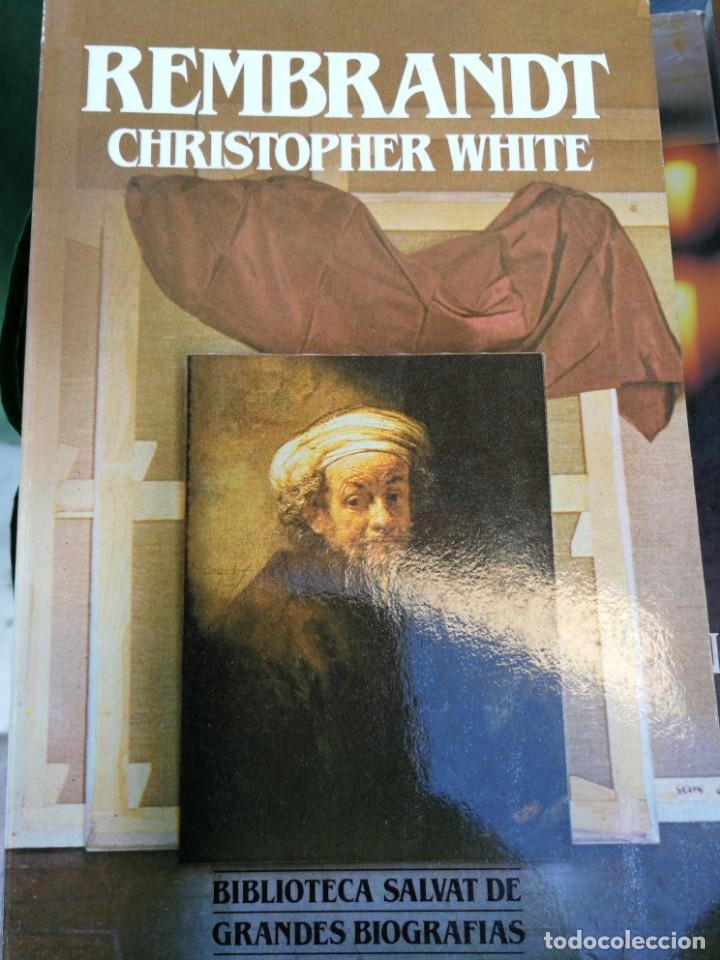 rembrandt biblioteca salvat de grandes biografias 23
