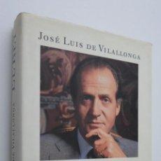 Libros de segunda mano: EL REY - DE VILALLONGA, JOSÉ LUIS. Lote 145722133