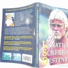 Libros de segunda mano: DONALD PAARMAN LUNATIC SURFER OR DESTINY? Y91735. Lote 145976906