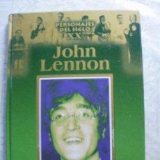 Libros de segunda mano: JOHN LENNON - PERSONAJES DEL SIGLO XX . Lote 146040902