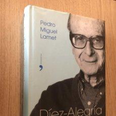 Libros de segunda mano: DÍEZ-ALEGRÍA. UN JESUITA SIN PAPELES. MIGUEL LAMET, PEDRO.. Lote 146379770