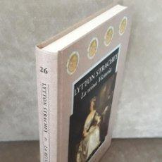 Libros de segunda mano: LYTTON STRACHEY - LA REINA VICTORIA - VALDEMAR - AVATARES, 26 - 1ª ED., 1997 - IMPECABLE. Lote 146646830