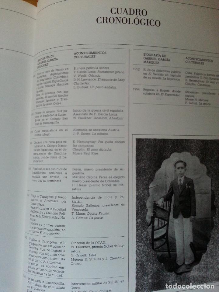 Libros de segunda mano: RETRATO DE GABRIEL GARCÍA MÁRQUEZ - JUAN LUIS CEBRIÁN (CÍRCULO DE LECTORES, 1989) - Foto 7 - 146684522