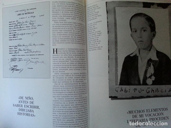 Libros de segunda mano: RETRATO DE GABRIEL GARCÍA MÁRQUEZ - JUAN LUIS CEBRIÁN (CÍRCULO DE LECTORES, 1989) - Foto 10 - 146684522