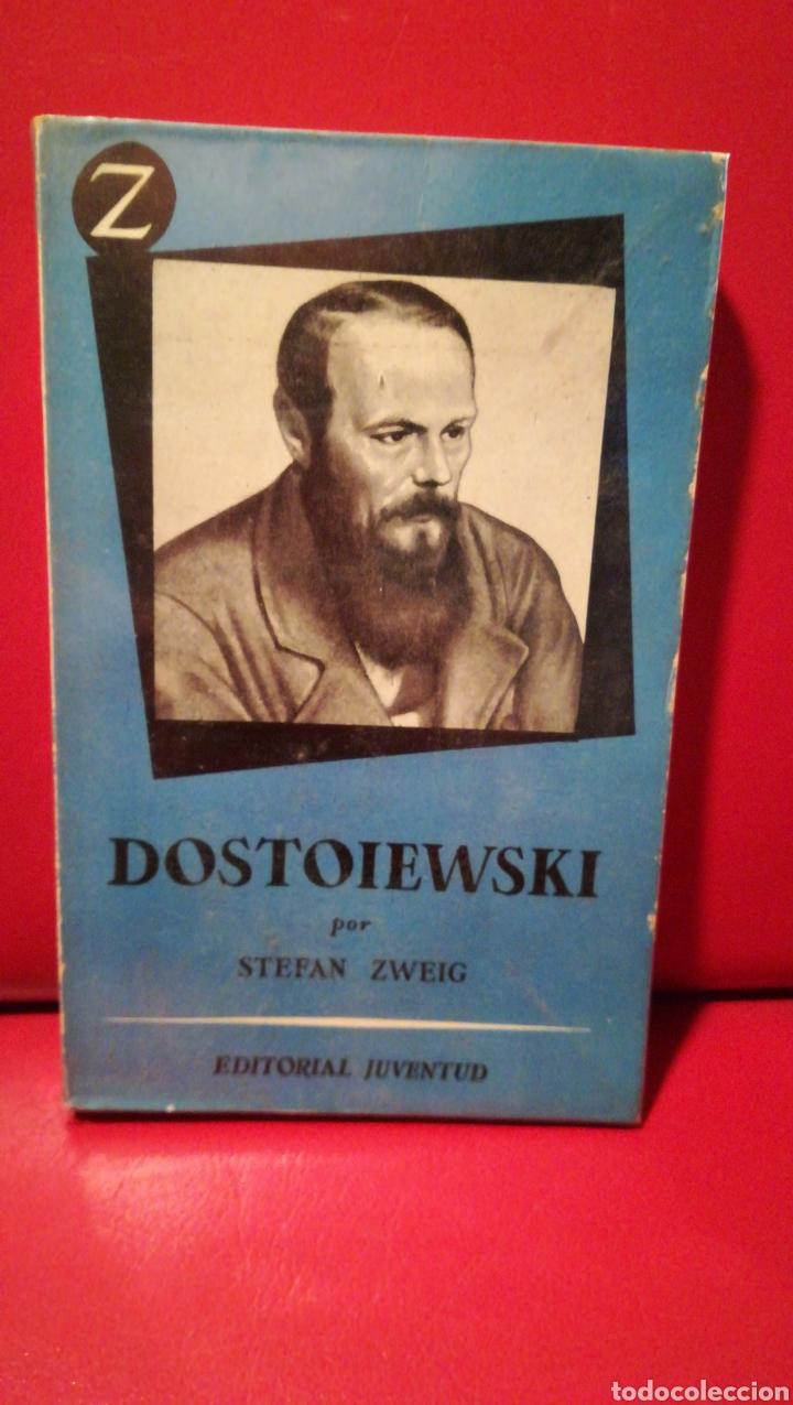 STEFAN ZWEIG. DOSTOIEWSKI. MAGALLANES. (Libros de Segunda Mano - Biografías)