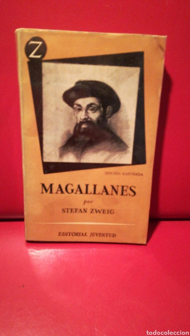 Libros de segunda mano: Stefan Zweig. Dostoiewski. Magallanes. - Foto 2 - 146798821