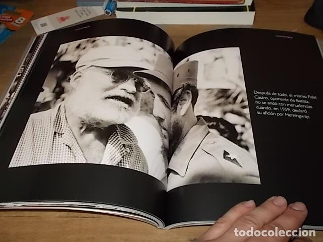 ERNEST HEMINGWAY. JEAN-PIERRE PUSTIENNE. FITWAY PUBLISHING. 1ª EDICIÓN 2005. EXCELENTE EJEMPLAR. (Libros de Segunda Mano - Biografías)