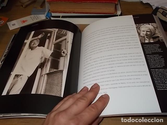 Libros de segunda mano: ERNEST HEMINGWAY. JEAN-PIERRE PUSTIENNE. FITWAY PUBLISHING. 1ª EDICIÓN 2005. EXCELENTE EJEMPLAR. - Foto 13 - 147574278