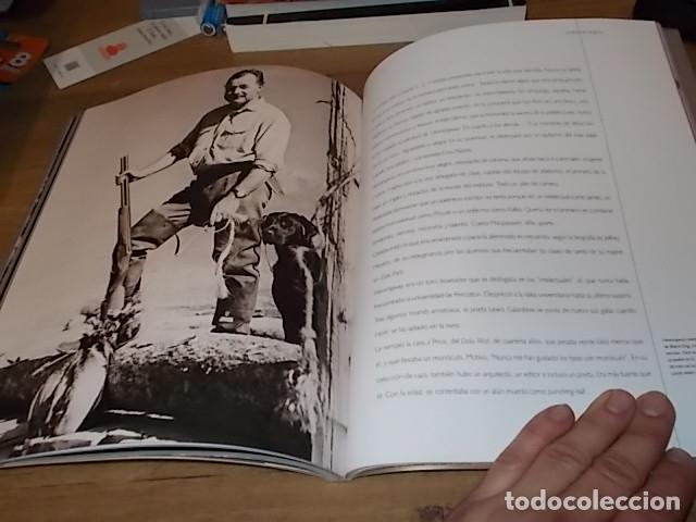 Libros de segunda mano: ERNEST HEMINGWAY. JEAN-PIERRE PUSTIENNE. FITWAY PUBLISHING. 1ª EDICIÓN 2005. EXCELENTE EJEMPLAR. - Foto 16 - 147574278
