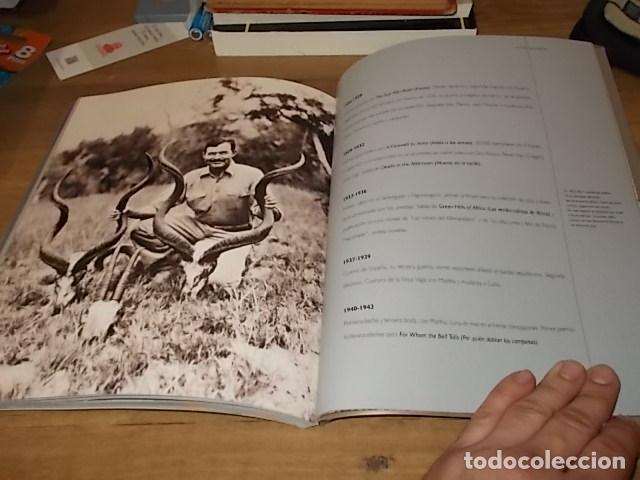 Libros de segunda mano: ERNEST HEMINGWAY. JEAN-PIERRE PUSTIENNE. FITWAY PUBLISHING. 1ª EDICIÓN 2005. EXCELENTE EJEMPLAR. - Foto 19 - 147574278