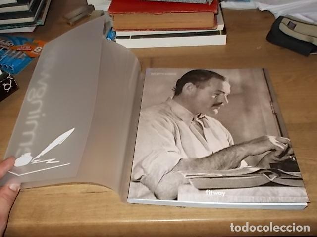 Libros de segunda mano: ERNEST HEMINGWAY. JEAN-PIERRE PUSTIENNE. FITWAY PUBLISHING. 1ª EDICIÓN 2005. EXCELENTE EJEMPLAR. - Foto 22 - 147574278