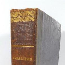 Libros de segunda mano: VIDA MILITAR Y POLÍTICA DE ESPARTERO. 2 TOMOS EN 1. MADRID. 1844. . Lote 147832966